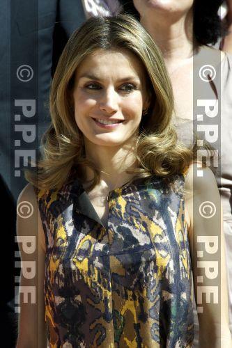 Felipe y Letizia PPE12072608