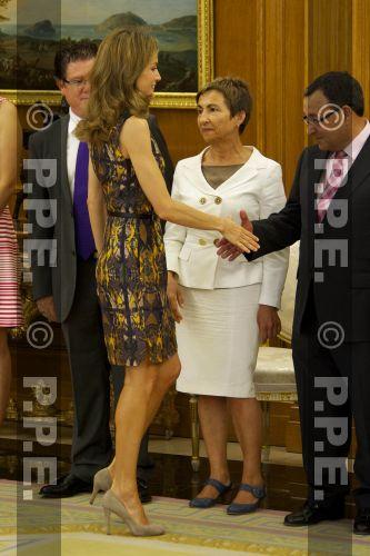 Felipe y Letizia PPE12072609