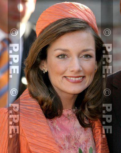 bruidsboeket prinses luxemburg