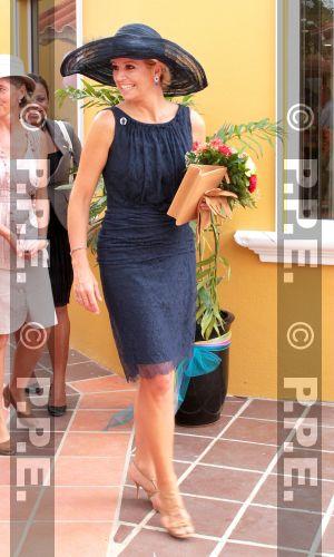 Fan van m xima prinses m xima in brazili voor inclusive finance - Blauwe agency ...