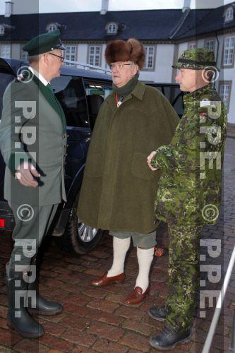 la familia real danesa