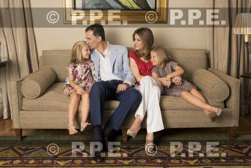 Felipe y Letizia PPE12091509