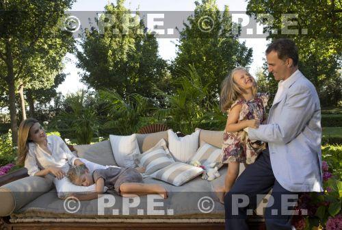 Felipe y Letizia PPE12091510