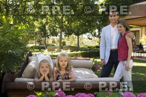 Felipe y Letizia PPE12091511