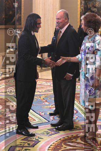 Doña Sofia y Don Juan Carlos PPE120917117