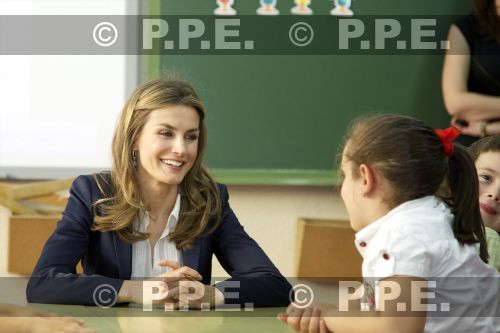 Felipe y Letizia PPE12091742
