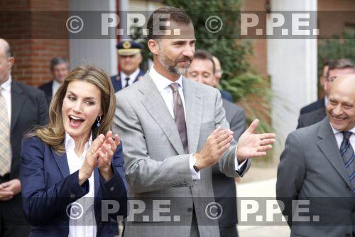 Felipe y Letizia PPE12091756