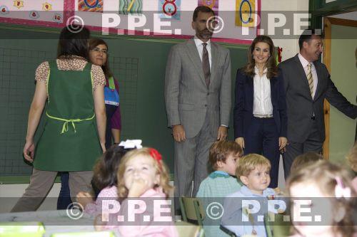 Felipe y Letizia PPE12091757