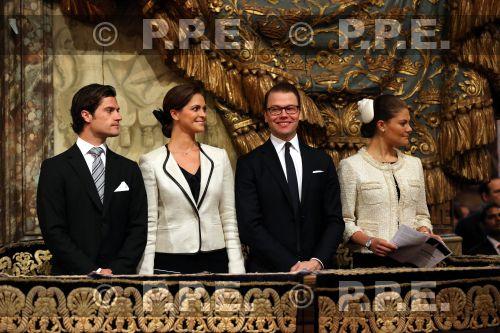 Familia real Sueca PPE12091801
