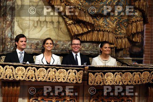 Familia real Sueca PPE12091809