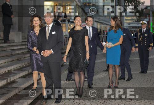 Familia real Sueca PPE120918115