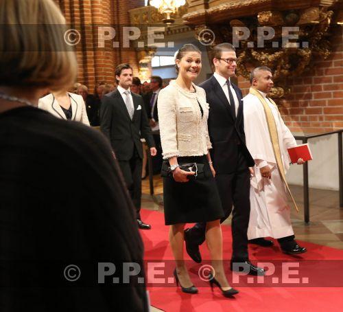 Familia real Sueca PPE12091812