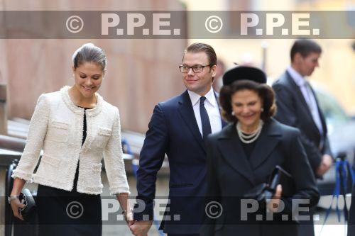 Familia real Sueca PPE12091815