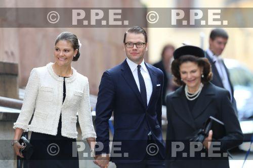 Familia real Sueca PPE12091816