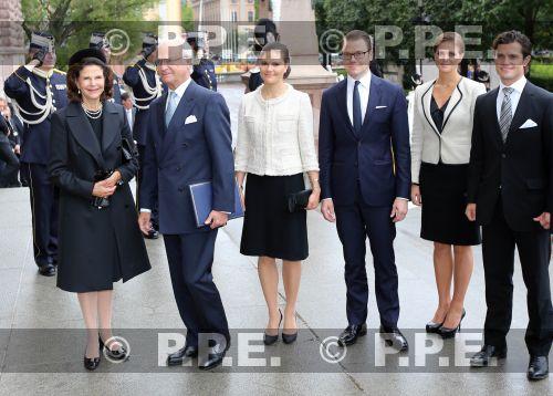 Familia real Sueca PPE12091819