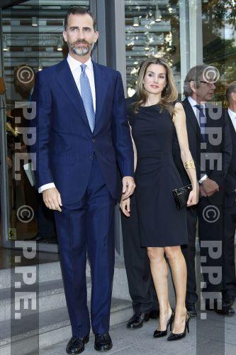 Felipe y Letizia PPE12091879