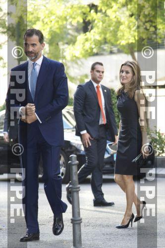 Felipe y Letizia PPE12091880