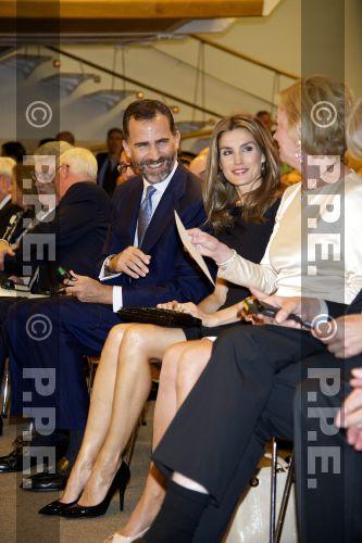 Felipe y Letizia PPE12091882