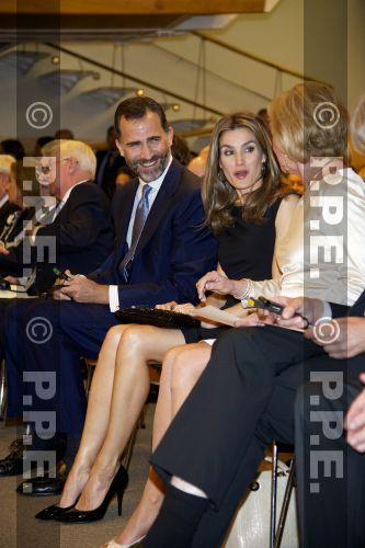 Felipe y Letizia PPE12091884