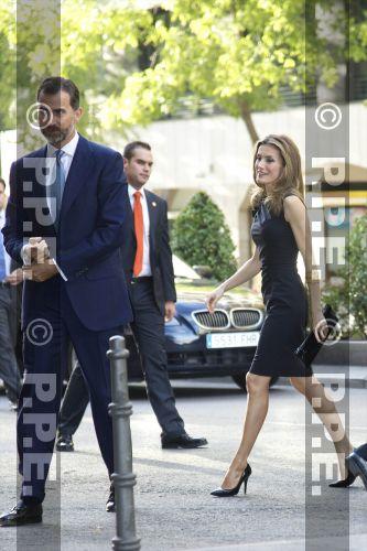 Felipe y Letizia PPE12091891