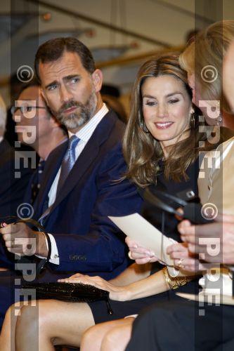 Felipe y Letizia PPE12091892