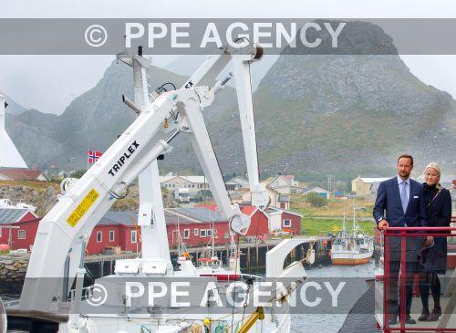 CASA REAL DE NORUEGA PPE14091008
