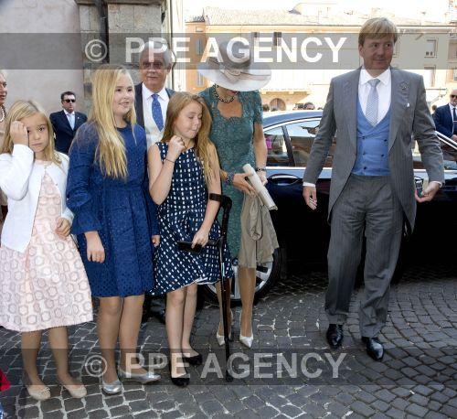 Imperor.net: Новости: аристократия, монархия, luxury, история Крестины принца Карлоса Энрике Бурбон-Пармского