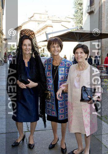 Крестины принца Карлоса Энрике Бурбон-Пармского Монаршие Дома
