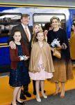 27-04-2017 Tilburg Dutch royal family during Kingsday ( Koningsdag) in Tilburg. 
