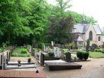 13-08-2013 Vuursche Stulpkerk in Lage Vuursche where Prince Friso will be burried. (archive)   (c) PPE/L. Beijersbergen