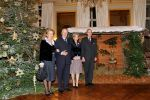14-12-2011 Brussels King Albert, Queen Paola, Princess Astrid and Prince Lorenz attended the Christmas concert in Brussels.  The concert was preformed by the the Filharmonie ochestra.  (c) PPE/Nieboer   PPE-Agency/Edwin Veloo  Anemonenweg 52  2241 XM Wassenaar  M. 06-43497725 F 084-7384869  info@ppe-agency.com  www.ppe-agency.com   If you have any questions please call or e-mail us with your inquiries