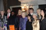 14-12-2011 Amsterdam Prince Friso, Princess Mabel, Queen Beatrix, Prince Willem-Alexander, Princess Maxima with the Prince Claus awardwinner PAN-Afrikan magazine Chimurenga, DJ Ntone Edjabe, in Amsterdam   (c)  PPE/Buys/pool  PPE-Agency/Edwin Veloo  www.ppe-agency.com  Anemonenweg 52  2241 XM Wassenaar  M. 06-43497725 F 084-7384869  info@ppe-agency.com   If you have any questions please call or e-mail us with your inquiries