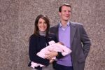 27-01-2012 Copenhagen Princess Marie and Prince Joachim leaving the Rigshospitalet with the new born Princess in Copenhagen. The little Princess was born 24th of January and weight 2930 gram and 49 cm.  (c) PPE/Colourpress/rpp   PPE-Agency/Edwin Veloo  www.ppe-agency.com  Anemonenweg 52  2241 XM Wassenaar  M. 06-43497725 F 084-7384869   If you have any questions please call or e-mail us with your inquiries