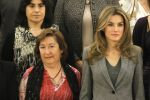 10-01-2013 Madrid Princess Letizia attended the audiences of the Minors Foster Association (ADAMCAM) at the Zarzuela palace in Madrid.  No Spain  (c) PPE/Thorton  PPE-Agency/Edwin Veloo www.ppe-agency.com  Anemonenweg 52 2241 XM Wassenaar M. 06-43497725   If you have any questions please call or e-mail us with your inquiries