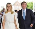 28-06-2012 Amsterdam Princess Maxima and Prince Willem-Alexander at the final concert of the 65th edition of the Holland Festival in Amsterdam. The theme, Nature, is central at the concert by the Simon Bolivar orchestra of Venezuela with conductor Gustavo Dudamel.  (c) PPE/Nieboer  PPE-Agency/Edwin Veloo www.ppe-agency.com  Anemonenweg 52 2241 XM Wassenaar M. 06-43497725   If you have any questions please call or e-mail us with your inquiries