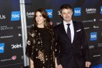 10-05-2014 Copenhagen Crown Prince Frederik and Princess Mary of Denmark on the red carpet at the Eurovision Song Contest in Copenhagen  © PPE/ddp/ Stefan Crämer