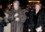 22-11-2012 Nutcracker Queen Anne Marie and Princess Benedikte arrive in Tivoli for the gala premiere of The Nutcracker.  (c) PPE/Colourpress/rpp  PPE-Agency/Edwin Veloo www.ppe-agency.com  Anemonenweg 52 2241 XM Wassenaar M. 06-43497725   If you have any questions please call or e-mail us with your inquiries