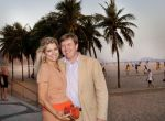 23-11-2012 Beach Princess Maxima and Prince Willem-Alexander pose for the media on the beach of  Rio de Janeiro on the last day in Brazil ( Brazilie).  (c) PPE/Nieboer  PPE-Agency/Edwin Veloo www.ppe-agency.com  Anemonenweg 52 2241 XM Wassenaar M. 06-43497725   If you have any questions please call or e-mail us with your inquiries