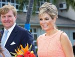 20-11-2013 Aruba Queen Maxima and King Willem-Alexander on the 7th day of the 10 day visit to the Dutch Antillen, Aruba.© PPE/Nieboer