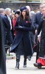 07-11-2019 London Meghan, Duchess of Sussex  attend the Opening of the Westminster Abbey Field of Remembrance in London.