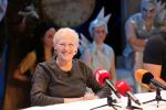 19-11-2019 Denmark Queen Margrethe during the press conference in connection with the performance