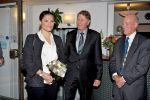 17-10-2011 Crown Princess Victoria attends International Council for the Exploration of the Sea.  (c) PPE/Colourpress/hcq   PPE-Agency/Edwin Veloo www.ppe-agency.com  Anemonenweg 52 2241 XM Wassenaar M. 06-43497725 F 084-7384869  If you have any questions please call or e-mail us with your inquiries