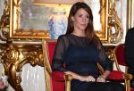 27-10-2011 Princess Marie presents as patron the