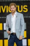 30-09-2017 Toronto Prince Harry on stage at the 2017 Invictus Games Closing Ceremony at the Air Canada Centre in Toronto, Canada.