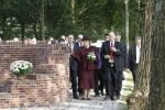 24-09-2011 Wolden Queen Beatrix and Jack Keijzer attended the memorial day for victims of violence in De Wolden. The monument Het Onbevattelijke ( Wall against violence) was revealed (c) PPE/Buys PPE-Agency/Edwin Veloo www.ppe-agency.com Anemonenweg 52 2241 XM Wassenaar M. 06-43497725 F 084-7384869 If you have any questions please call or e-mail us with your inquiries
