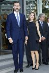 18-09-2012 Madrid Princess Letizia and Prince Felipe attended the opening ceremony of the 50th anniversary of Circulo de Lectores in Madrid.  No Spain  (c) PPE/Thorton  PPE-Agency/Edwin Veloo www.ppe-agency.com  Anemonenweg 52 2241 XM Wassenaar M. 06-43497725   If you have any questions please call or e-mail us with your inquiries