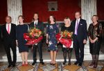 09-09-2014 Princess Mary at the award ceremony of the Carlsberg Foundation Research Award in Copenhagen.  © PPE/Christophersen